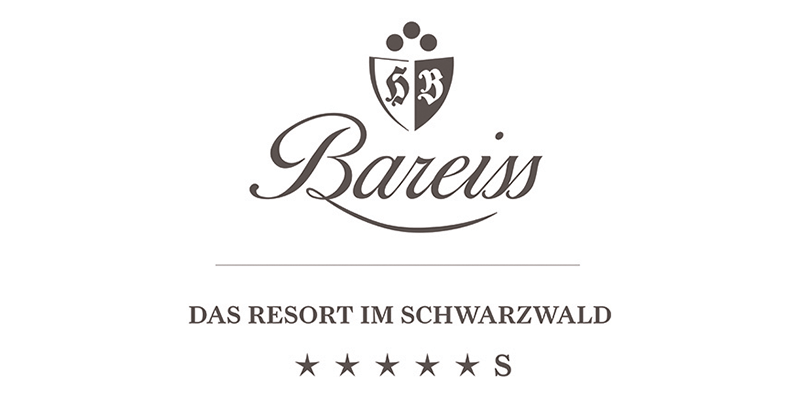 Logo Hotel Bareiss. Das Resort im Schwarzwald.